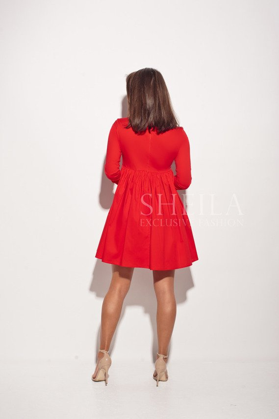 BABY RED DRESS