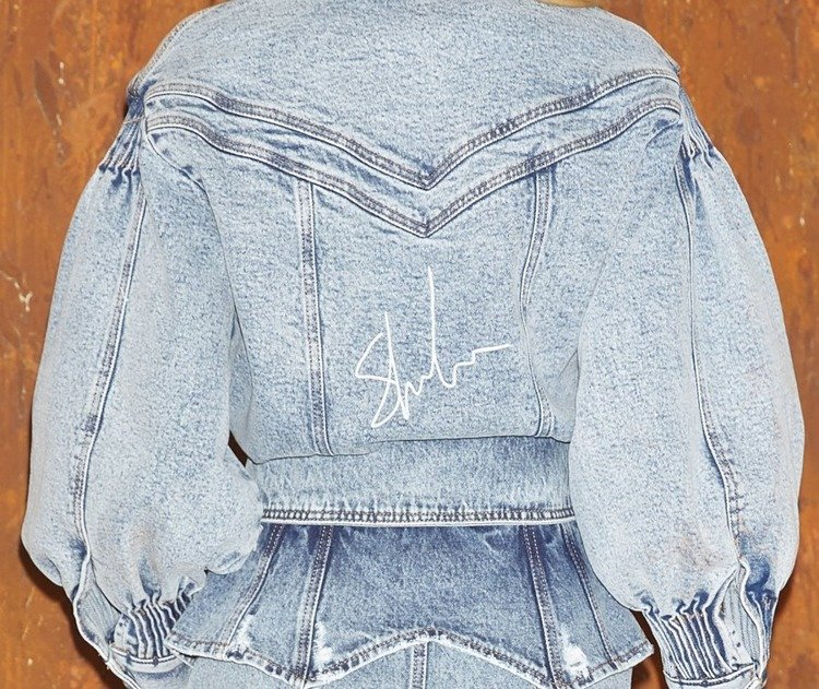 DENIM JACKET | SHEILA AW19